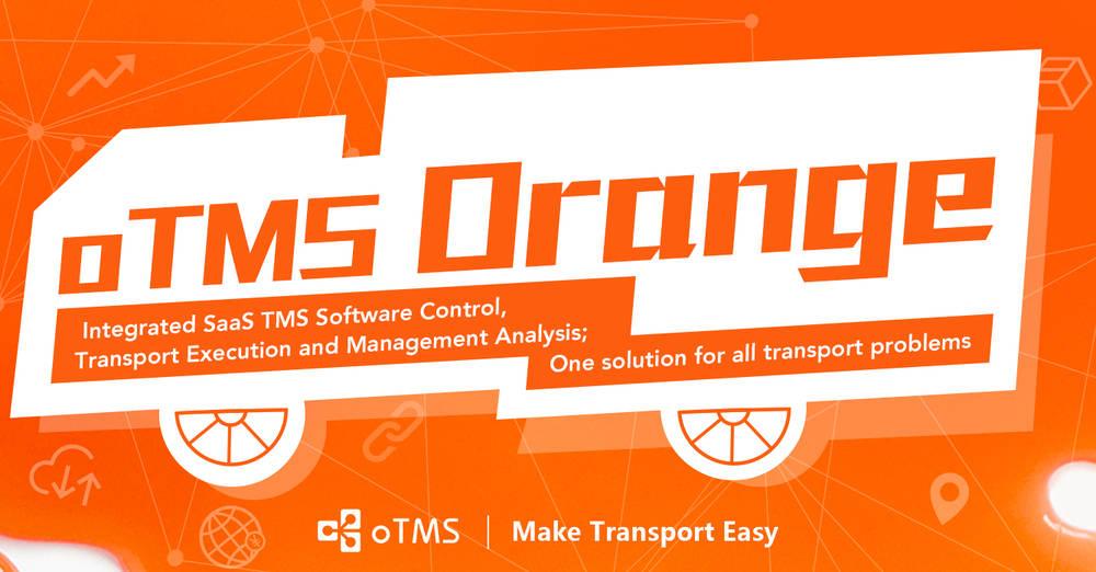 oTMS Orange Released: End-to-End Transport Management, Procurement